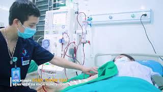 Đơn nguyên Thận nhân tạo Bệnh viện đa khoa Hùng Vương