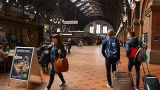 Copenhagen Central Station (HD)