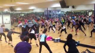 Quiero Bailar (3ballMTY) zumba dance
