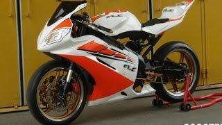 Yamaha Tzr 50cc Tuning