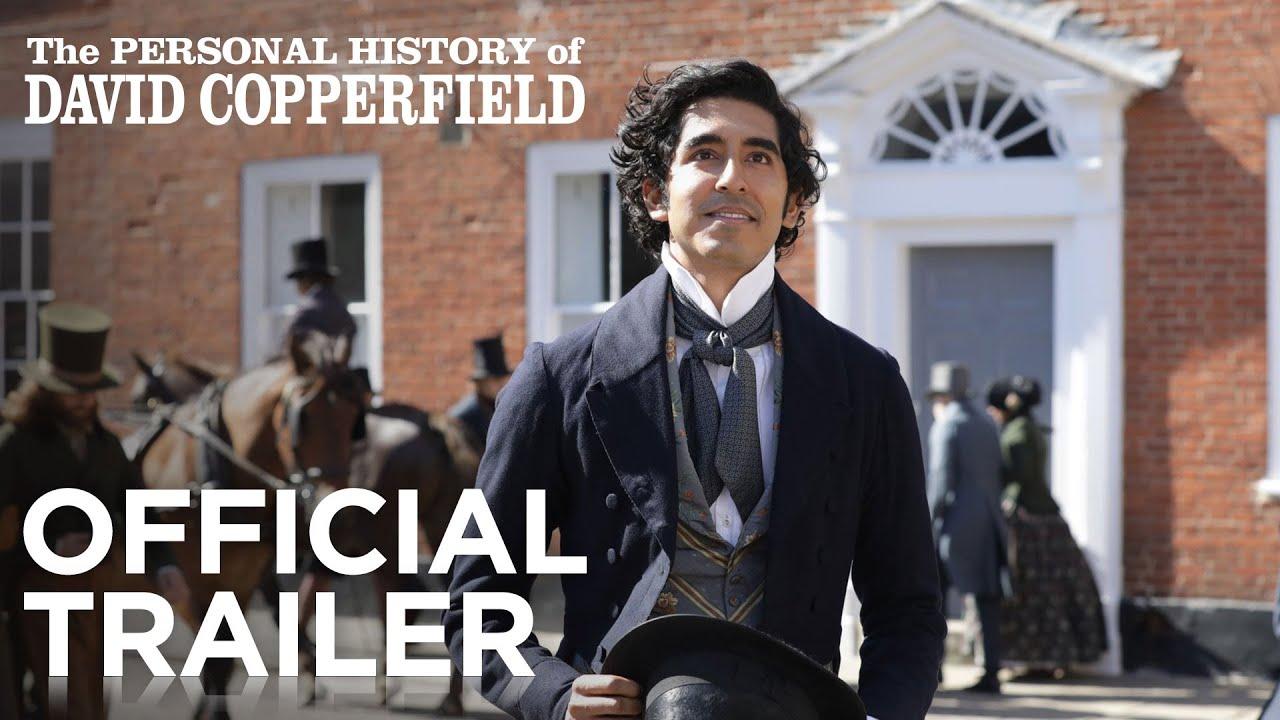 Trailer för David Copperfields äventyr och iakttagelser