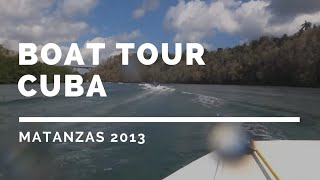 preview picture of video 'Jeep Safari Tour en Matanzas, Cuba  (The Boats)'