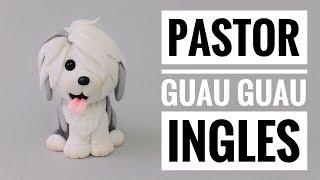 Cómo Hacer Un Perrito Tierno Y Peluchoso| Porcelana Fría | Mis Mejores Ideas | Cake Topper