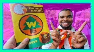 DISNEY CAST MEMBER GETS DREAM ROLE!! | Wilderness Explorer Animal Kingdom