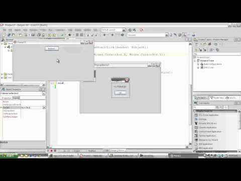 Delphi Programming Tutorial #59 – Popup Menu from Button