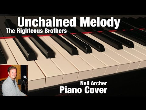 Unchained Melody - The Righteous Brothers - Piano Cover