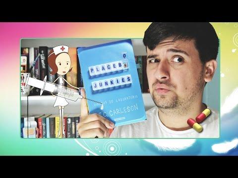 BOOKTALK: PLACEBO JUNKIES | Geek's Anatomy