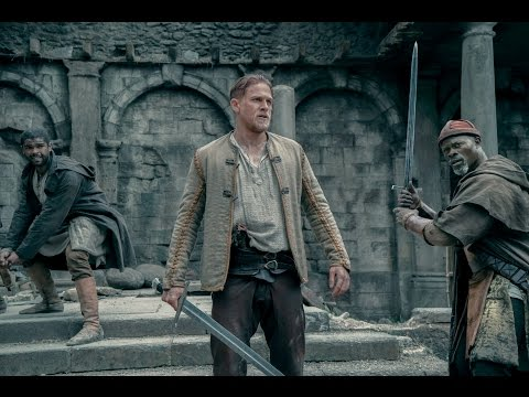 El Rey Arturo : La Leyenda de la Espada