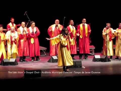 The Late Show´s Gospel Choir - Auditorio Ourense - TdLOU