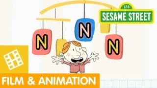 Sesame Street: Welcome to the Letter N Museum!