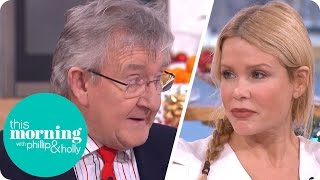 Melinda Messenger Angers Dr Chris for Not Giving her Daughter the HPV Vaccine | This Morning