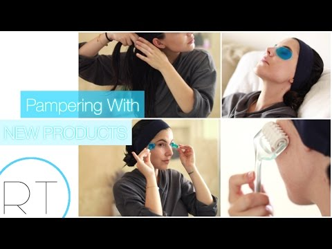Pampering (Testing Out NEW Tools & Products)