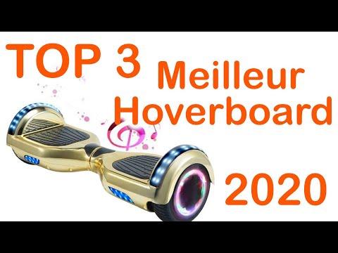 TOP 3 : Meilleur Hoverboard 2020