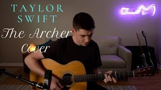 Taylor Swift   The Archer Cover