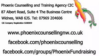 preview picture of video 'Domestic Violence Awareness Fundraising Widnes - Phoenix Counselling'