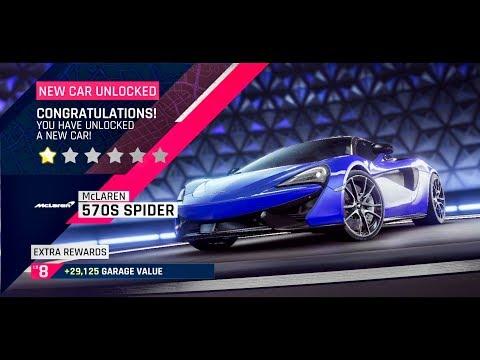 Asphalt 9  Open Lamborghini Egoista, 9k tokens - смотреть