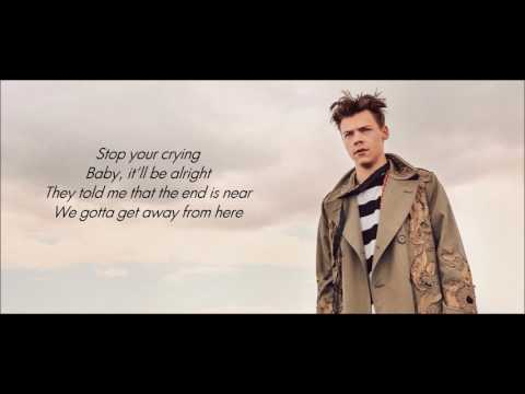 Harry Styles - Sign Of The Times (Lyrics)