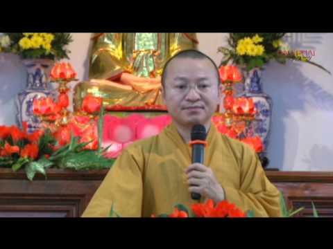 Dấu ấn Phật pháp (Tam pháp ấn và tứ diệu đế) (22/06/2014)