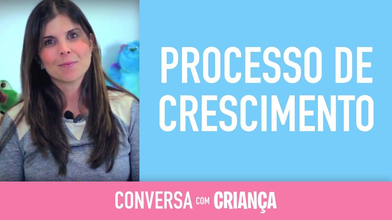 Processo de Crescimento - Versão Resumida | Psicóloga Infantil Daniella Freixo de Faria