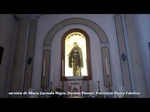 Preview video Video servizio cerimonia chiusura Anno Egidiano quinto centenario morte Beato Egidio Laurenzana 10 gennaio 2019