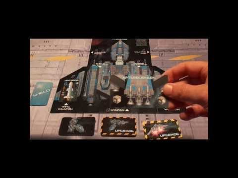 Kickstarter Tutorial Part 1 -  Building a Racing Gunship