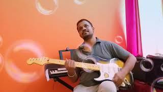 Unnale Unnale En jeevan Song with Guitar | Thalapathy | Hariharan|