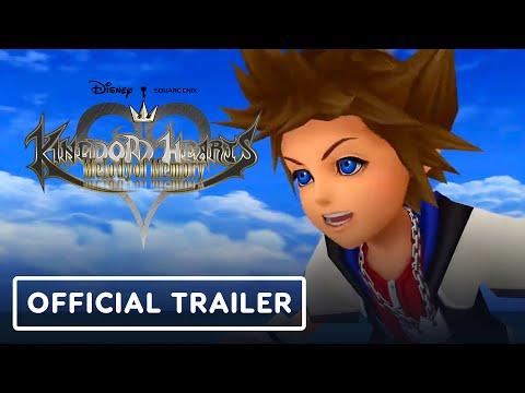 Trailer de Kingdom Hearts Melody of Memory