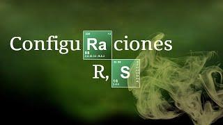 CONFIGURACIÓN R, S | Reglas CIP y nomenclatura