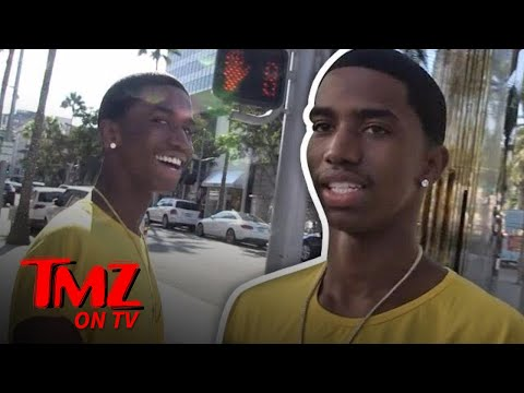 Christian Combs Tells Us How Good Salt Bae's Cooking Really Is | TMZ TV