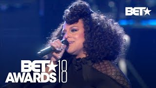"""Marsha Ambrosius Tributes Anita Baker With """"Caught Up In The Rapture"""" Cover 