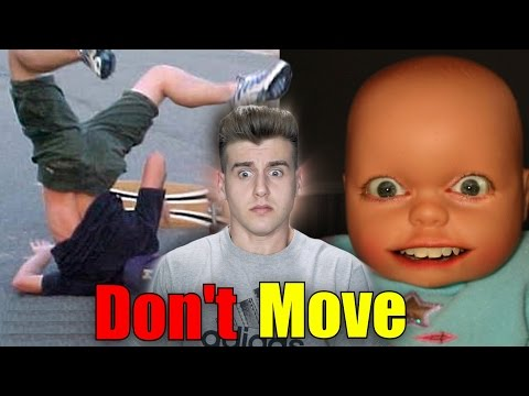 Try Not To Move Challenge (You Will Fail)