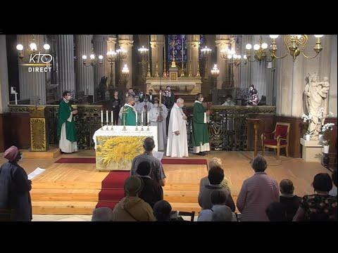 Messe du 27 juin 2021 à Saint-Germain-l'Auxerrois