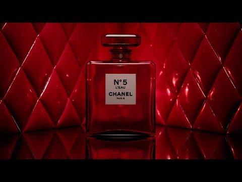 Chanel N°5 Red Edition de Chanel