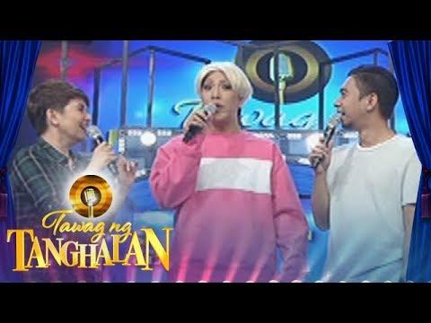 Tawag ng Tanghalan: Vice Ganda uses Anne's credit card