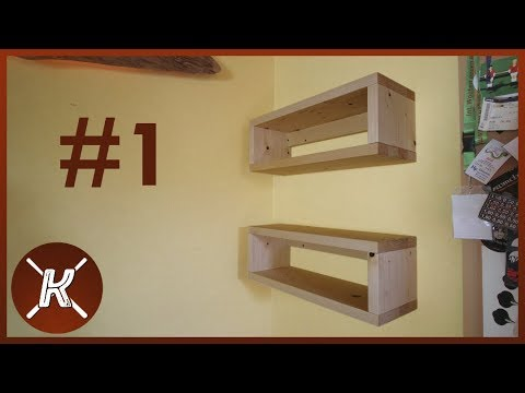 DIY - Wandregal || Teil 1 || Philipp Konter