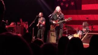Chris Robinson Brotherhood - Little Lizzie Mae//California Hymn - Capitol Theatre - 11-19-16