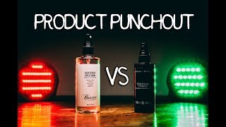 Daimon Barber VS Baxter Of California l Which Texture Spray is Better? l Product Punchout #2