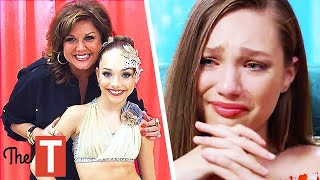 The Real Reason Maddie Ziegler Was Abbys Favorite On Dance Moms