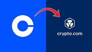 How To Transfer From Coinbase To Crypto.com - How To Send Transfer Your Crypto Bitcoin From Coinbase