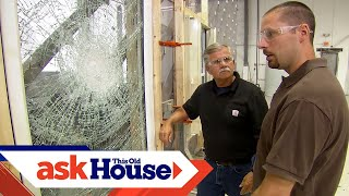 How to Choose Hurricane Window Protection | Ask This Old House