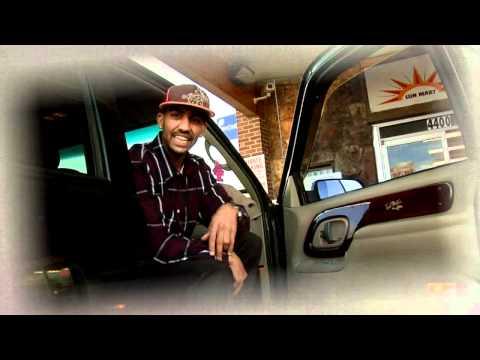 RIDIN THROUGH THE BLOCK- Mic D ft. Demonic (MUSIC VIDEO) YAK ENT