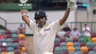 From the Vault: Sourav shines at the Gabba