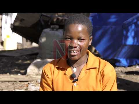 Meet Joan Nassolo who thrives as a mechanic at Kigungu landing site