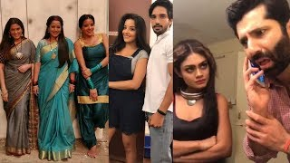 Nazar Actress Latest offscreen Masti | Mona Lisa | Niyati Fatnani | Sreejita De