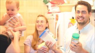 Pantry Makeover- Kurt & Kristina