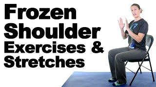 7 Best Frozen Shoulder Exercises & Stretches - Ask Doctor Jo