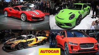 Geneva Motor Show 2018 | The 14 cars you need to see | Autocar | Kholo.pk