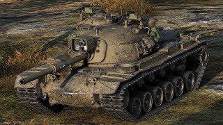M48A5 Patton Имба!!!
