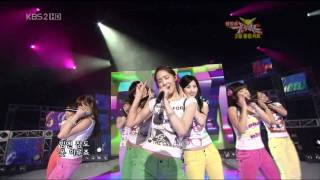 SNSD 090327 Let's talk about love+ Gee