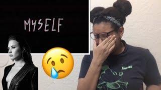 Demi Lovato   Sober (Lyric Video) *EMOTIONAL REACTION*